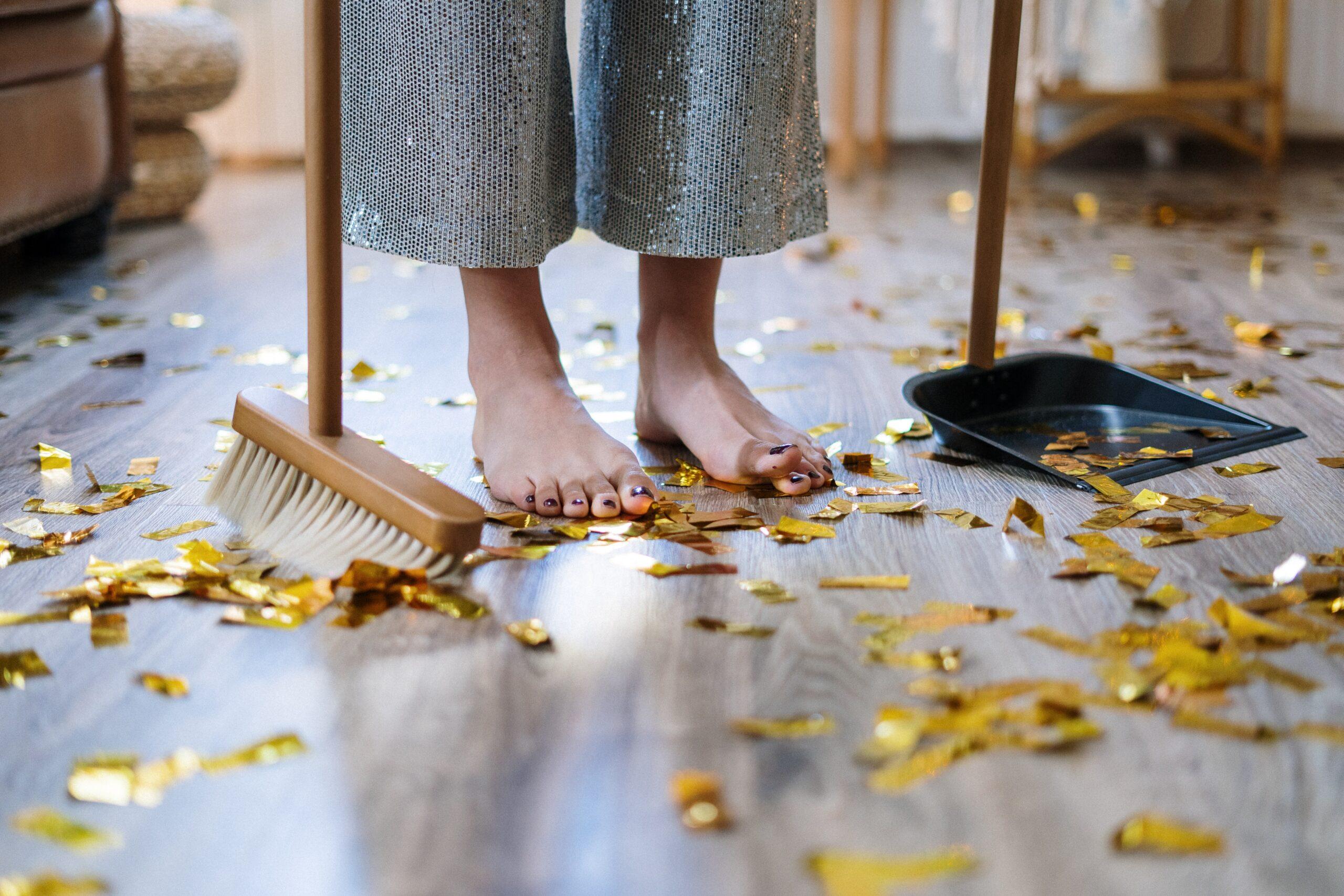 5 порад як зберегти чистоту у домі - Комфортний переїзд